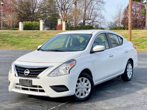 2019 Nissan Versa for sale at Sebar Inc. in Greensboro NC
