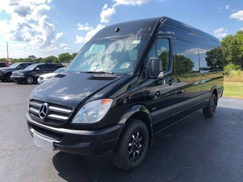 2013 Mercedes-Benz Sprinter Cargo for sale at Bad Credit Call Fadi in Dallas TX