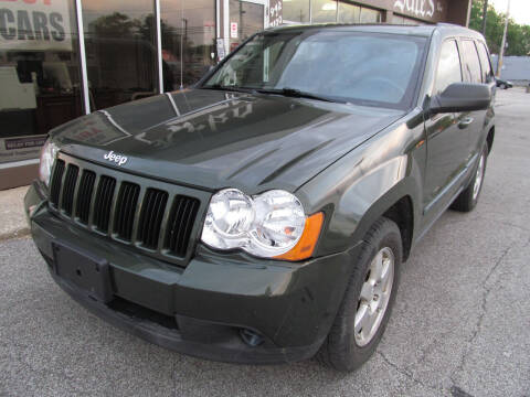 2008 Jeep Grand Cherokee for sale at Arko Auto Sales in Eastlake OH
