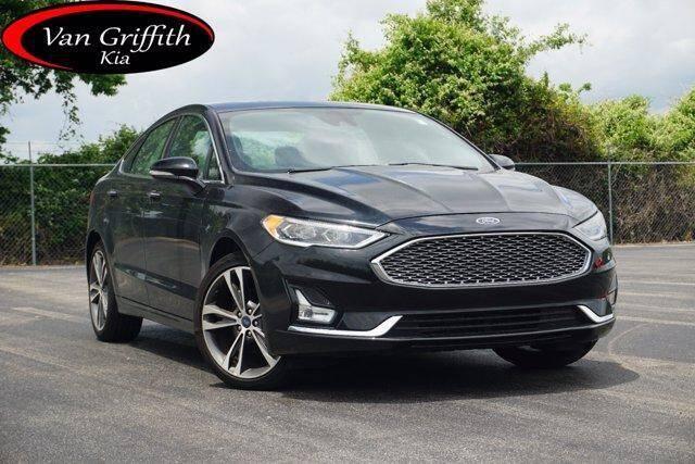2020 Ford Fusion for sale at Van Griffith Kia Granbury in Granbury TX
