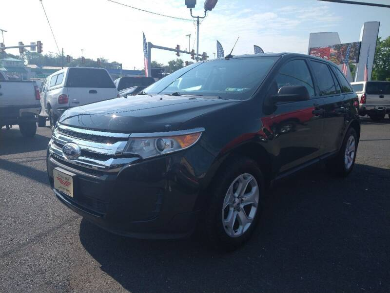 2014 Ford Edge for sale at P J McCafferty Inc in Langhorne PA