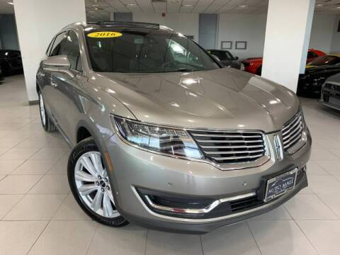 2016 Lincoln MKX for sale at Auto Mall of Springfield in Springfield IL