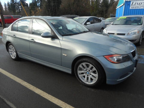 2006 BMW 3 Series for sale at Lino's Autos Inc in Vancouver WA