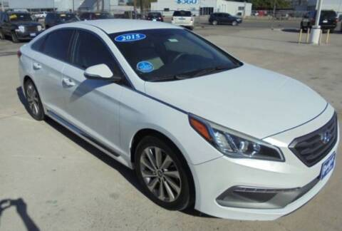 2015 Hyundai Sonata for sale at Budget Motors in Aransas Pass TX