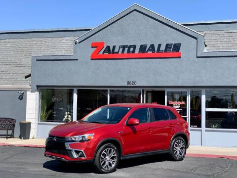 2019 Mitsubishi Outlander Sport for sale at Z Auto Sales in Boise ID