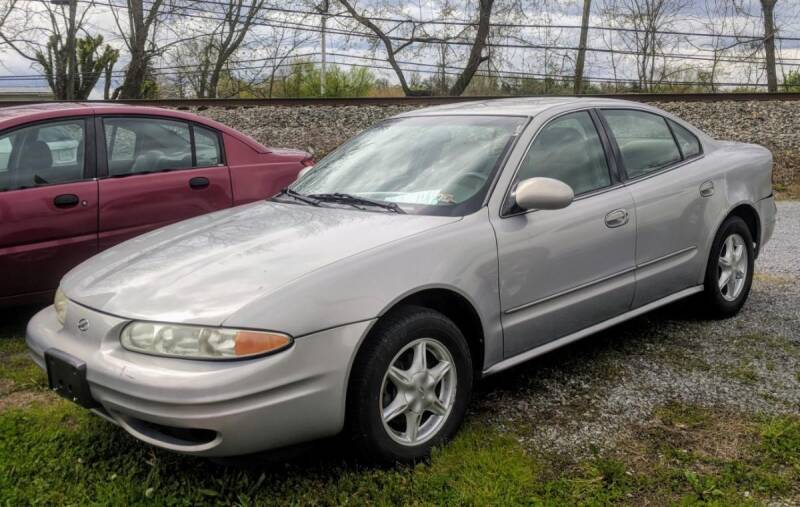 2000 Oldsmobile Alero for sale at Abingdon Auto Specialist Inc. in Abingdon VA