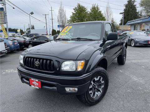 2003 Toyota Tacoma for sale at Real Deal Cars in Everett WA