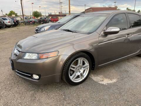 2008 Acura TL for sale at Martinez Cars, Inc. in Lakewood CO