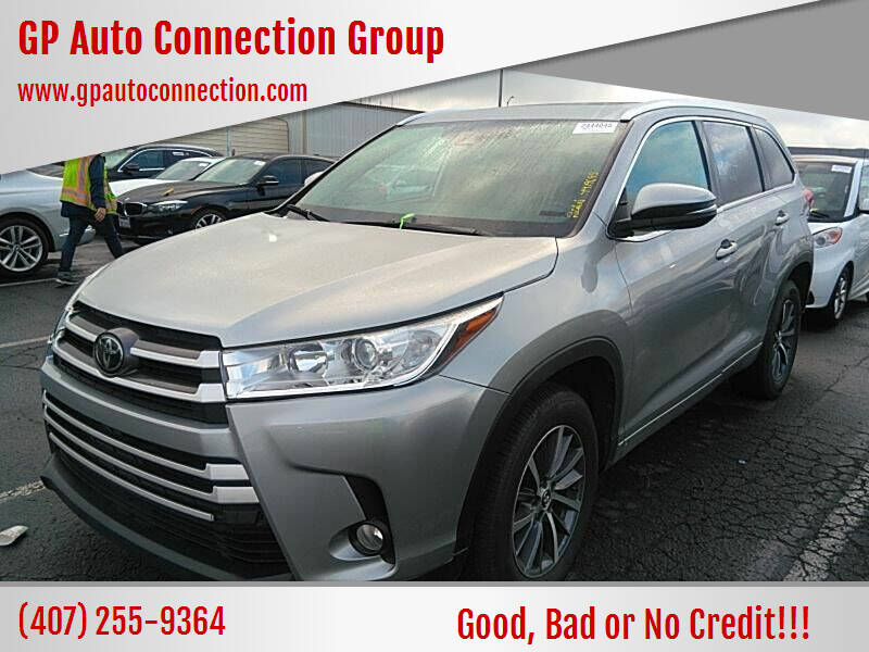 2018 Toyota Highlander for sale at GP Auto Connection Group in Haines City FL