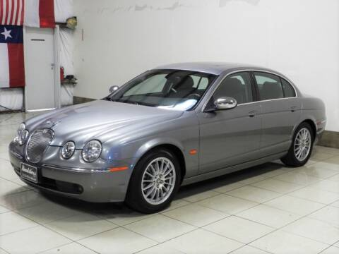 2007 Jaguar S-Type for sale at ROADSTERS AUTO in Houston TX
