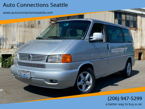 2002 Volkswagen EuroVan for sale at Auto Connections Seattle in Seattle WA