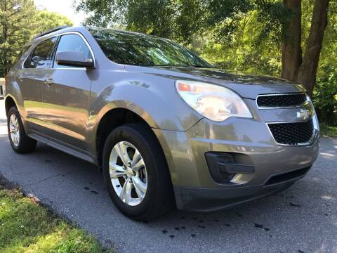 2011 Chevrolet Equinox for sale at ATLANTA AUTO WAY in Duluth GA