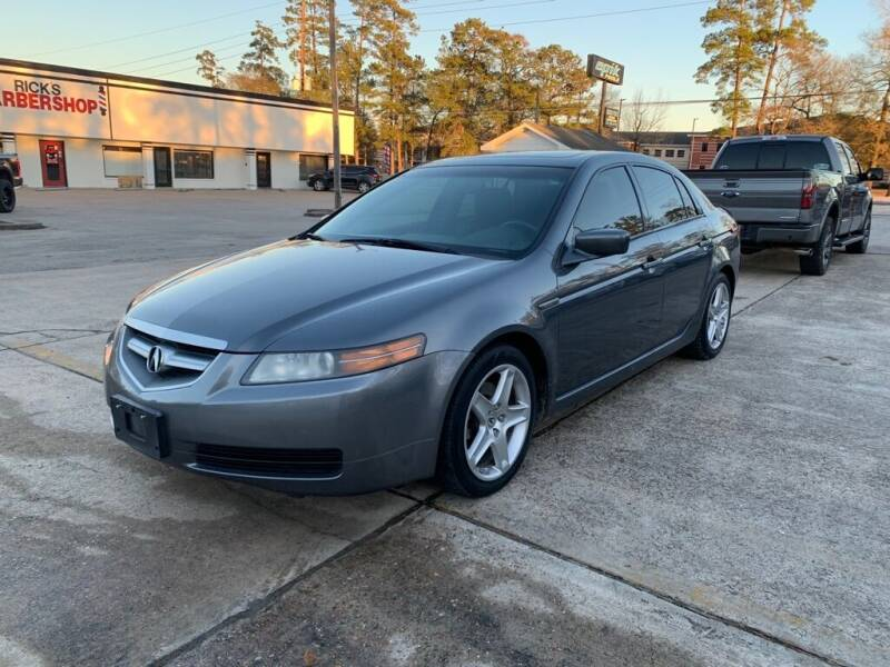 2006 Acura TL for sale at AUTO WOODLANDS in Magnolia TX