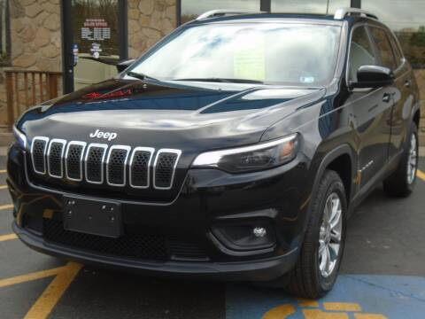 2019 Jeep Cherokee for sale at Rogos Auto Sales in Brockway PA