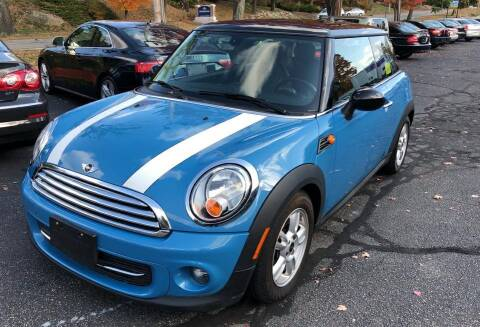 2013 MINI Hardtop for sale at Premier Automart in Milford MA