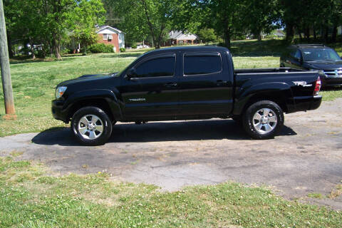 2011 Toyota Tacoma for sale at Blackwood's Auto Sales in Union SC