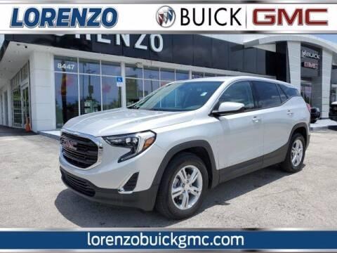 2020 GMC Terrain for sale at Lorenzo Buick GMC in Miami FL