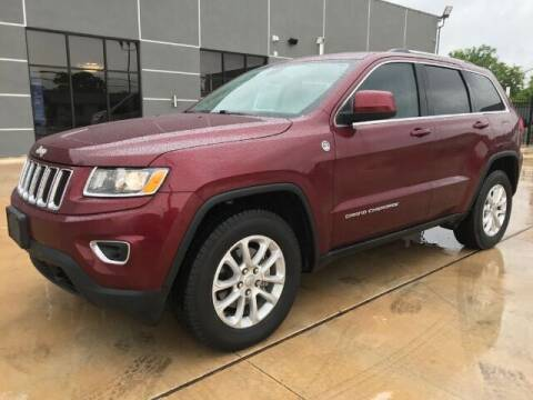2016 Jeep Grand Cherokee for sale at Eurospeed International in San Antonio TX
