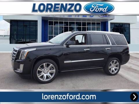 2015 Cadillac Escalade for sale at Lorenzo Ford in Homestead FL