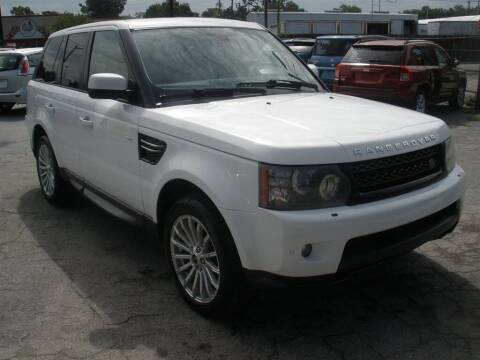 2013 Land Rover Range Rover Sport for sale at Priceline Automotive in Tampa FL