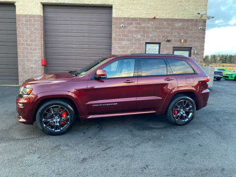 2016 Jeep Grand Cherokee for sale at CarNu  Sales in Warminster PA