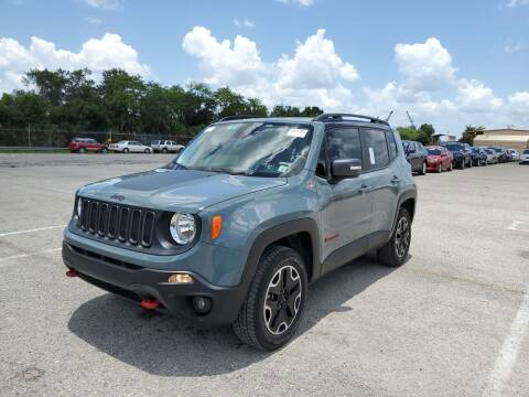 2016 Jeep Renegade for sale at Classic Cars of Palm Beach in Jupiter FL