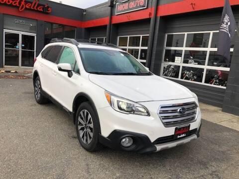 2017 Subaru Outback for sale at Goodfella's  Motor Company in Tacoma WA