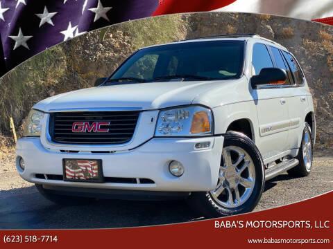 2003 GMC Envoy for sale at Baba's Motorsports, LLC in Phoenix AZ