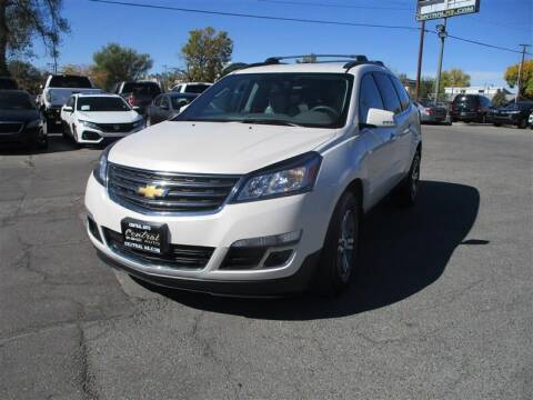 2015 Chevrolet Traverse for sale at Central Auto in South Salt Lake UT