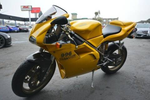 1998 Ducati 996