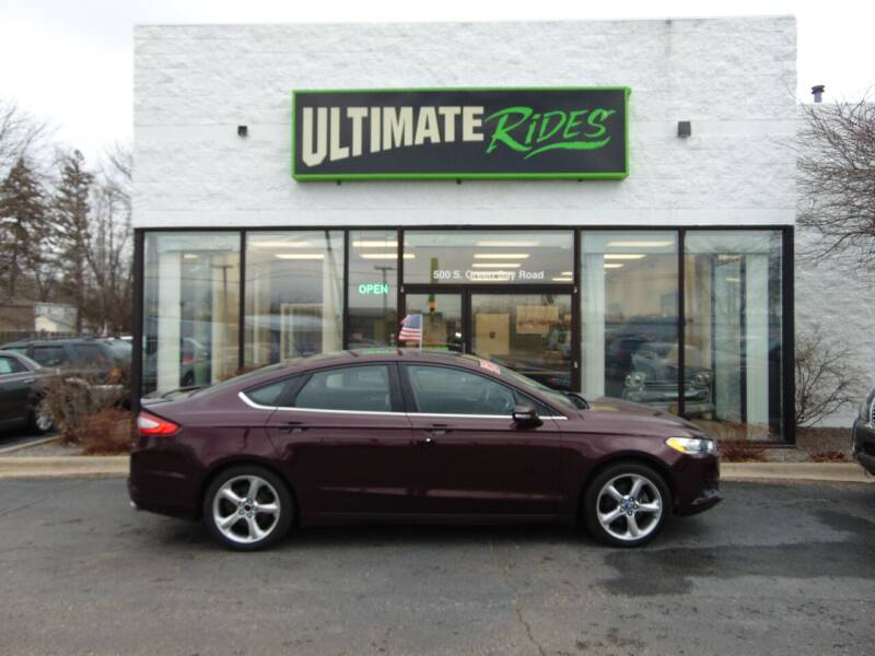 2013 Ford Fusion for sale in Appleton, WI