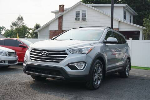 2014 Hyundai Santa Fe for sale at HD Auto Sales Corp. in Reading PA