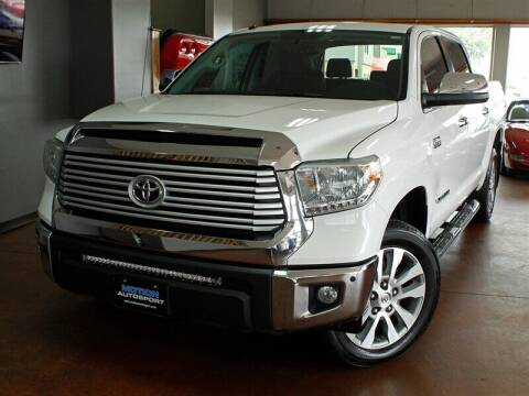2014 Toyota Tundra for sale at Motion Auto Sport in North Canton OH