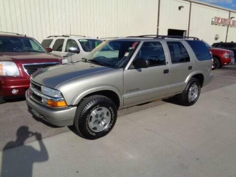 2003 Chevrolet Blazer for sale at De Anda Auto Sales in Storm Lake IA