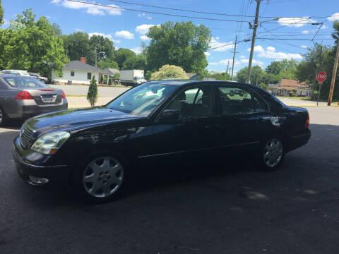 2003 Lexus LS 430 for sale at Diamond Auto Sales in Lexington NC