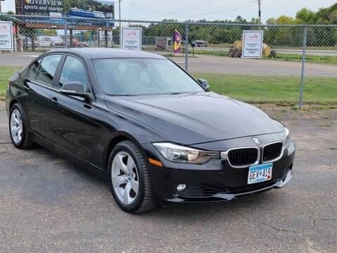 2013 BMW 3 Series for sale at Transmart Autos in Zimmerman MN