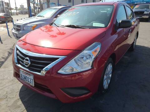 2015 Nissan Versa for sale at ANYTIME 2BUY AUTO LLC in Oceanside CA