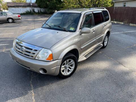 2005 Suzuki XL7 for sale at Ace's Auto Sales in Westville NJ