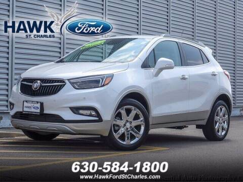 2017 Buick Encore for sale at Hawk Ford of St. Charles in Saint Charles IL