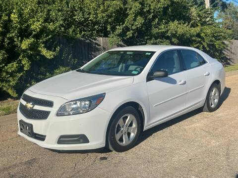 2013 Chevrolet Malibu for sale at THELOT AUTO SALES LLC. in Lawrence KS