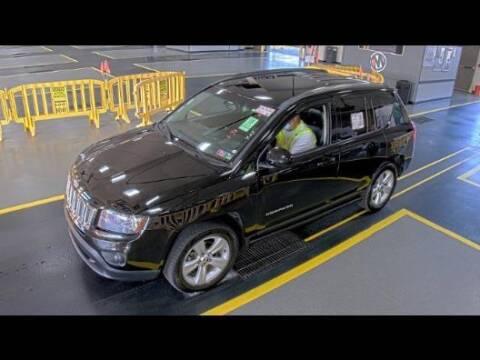 2015 Jeep Compass for sale at Kargar Motors of Manassas in Manassas VA