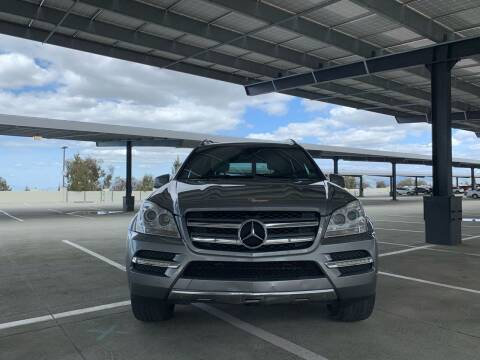 2012 Mercedes-Benz GL-Class for sale at Car Hero LLC in Santa Clara CA