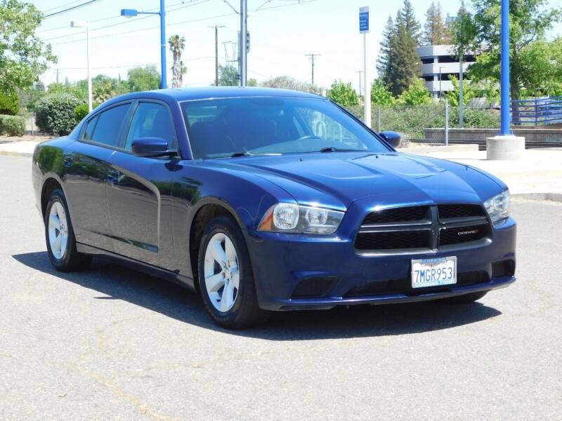2013 Dodge Charger for sale at General Auto Sales Corp in Sacramento CA