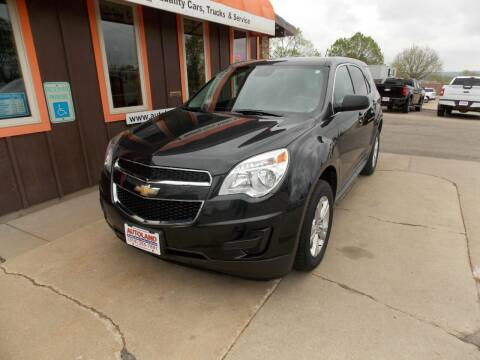 2014 Chevrolet Equinox for sale at Autoland in Cedar Rapids IA