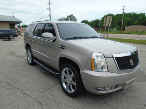 2007 Cadillac Escalade for sale at RJ Motors in Plano IL