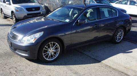 2008 Infiniti G35 for sale at GM Automotive Group in Philadelphia PA