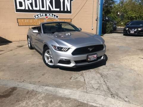 2015 Ford Mustang for sale at Excellence Auto Trade 1 Corp in Brooklyn NY