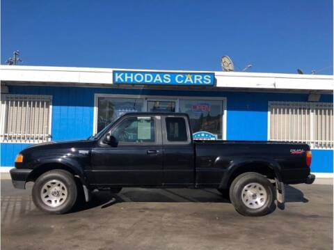 2002 Mazda Truck for sale at Khodas Cars in Gilroy CA
