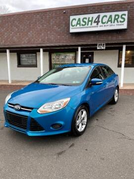 2014 Ford Focus for sale at Cash 4 Cars in Penndel PA