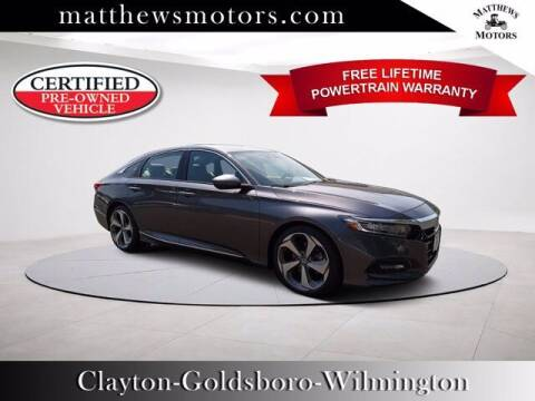 2018 Honda Accord for sale at Auto Finance of Raleigh in Raleigh NC